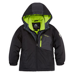 Weatherproof Heavyweight Vestee Jacket - Boys Preschool