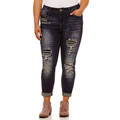 Vanilla Star Skinny Fit Jean-Juniors Plus