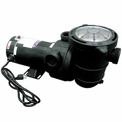 Blue Wave TidalWave 1.5 HP 2-Speed Replacement Pump for Above Ground Pools