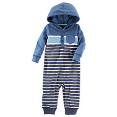 Oshkosh Long Sleeve Romper - Baby
