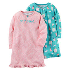 Carter's Nightgowns-Toddler Girls