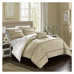 Chic Home Eliza Duvet Cover Set