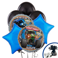 Monster Jam Party Pack