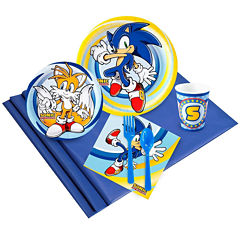 Sonic The Hedgehog Party Pack