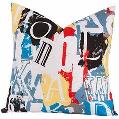 Crayola Dream On Throw Pillow