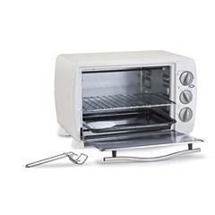Elite Platinum ETO-180W 6 Slice Toaster Oven Broiler