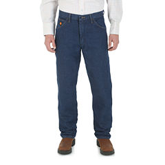 Wrangler® Flame-Resistant Relaxed-Fit Work Jeans