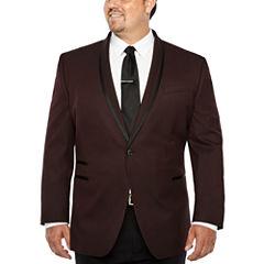 JF J.Ferrar Classic Fit Woven Sport Coat - Big and Tall