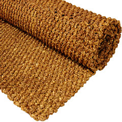 Oriental Furniture Woven Rush Grass Rectangular Rugs