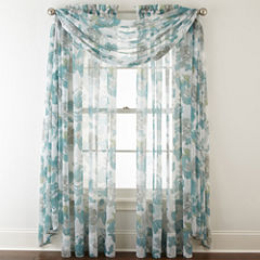 Liz Claiborne® Lisette Floral Window Treatments