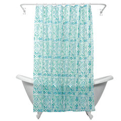 Zenna Home Morocco Shower Curtain