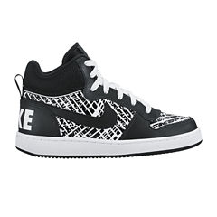 Nike Court Borough M Boys Sneakers - Big Kids