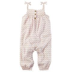 Carter's Sleeveless Jumpsuit - Baby