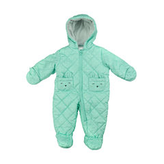 Carter's Heavyweight Dots Snow Suit-Baby Girls