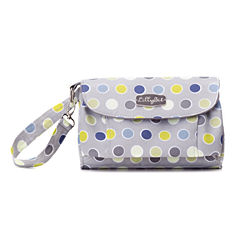 LillyBit Polka Dot Clutch Diaper Bag
