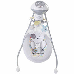 Fisher-Price Sweet Snugapuppy Dreams Baby Swing