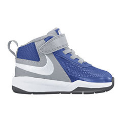 Nike® Team Hustle D7 Boys Basketball Shoes - Toddler