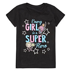 Marvel Graphic T-Shirt- Girls' 7-16