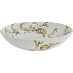 Abbiamo Tutto Garlic Large Serving Bowl