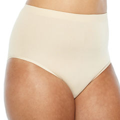 Fruit of the Loom 3-pack Fit For Me Seamless Brief Panties