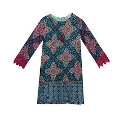 Lilt Sleeveless Shift Dress - Preschool Girls
