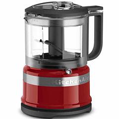 KitchenAid® 3.5 Cup Mini Food Processor KFC3516