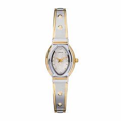 Timex Carriage By Timex Womens Two Tone Bracelet Watch-Cc3c790009j