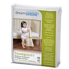 Dreamserene Tranquility Waterproof Mattress Protector