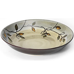 Pfaltzgraff® Rustic Leaves Pasta Serving Bowl