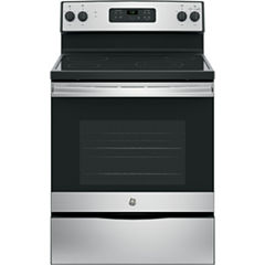 GE® 5.0 Cu. Ft. Freestanding Electric Range