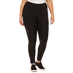 Xersion Knit Leggings-Plus