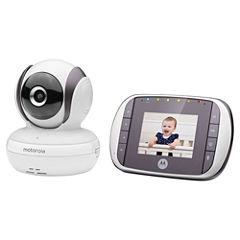 Motorola Color LCD Screen Baby Monitor