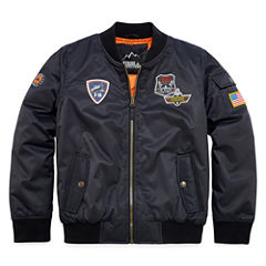 Midweight Bomber Jacket- Boys Big Kid