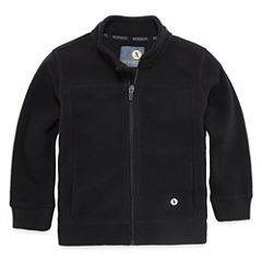 Xersion Boys Lightweight Fleece Jacket - Husky