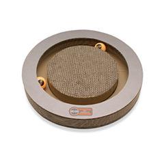 K & H Manufacturing Kitty Tippy Round Cardboard Toy - 15 inch