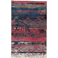 Mohawk Home Strata Eroded Color Printed Rectangular Rugs