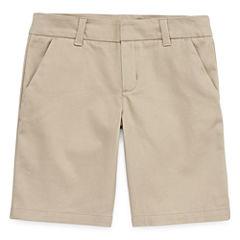 Arizona Woven Bermuda Shorts - Big Kid Girls