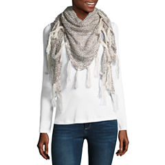 Mixit Knit Triangle Cold Weather Scarf