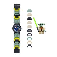 LEGO® Star Wars® Yoda Kids Watch with Mini Figure