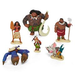 Moana Figure Set
