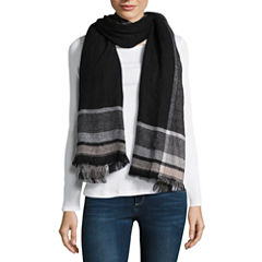 Mixit Woven Oblong Cold Weather Scarf