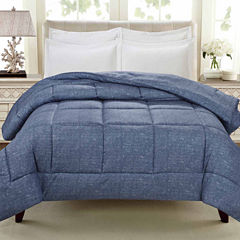 Cathay Home Printed Midweight Comforter