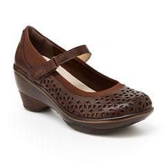 J Sport By Jambu Alicante Womens Mary Jane Shoes