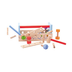 Workbench 18-pc. Toy Workbench