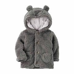Carter's Midweight Fleece Jacket-Baby Unisex