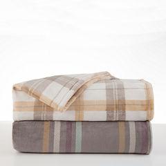 Vellux Allen Plaid Blanket