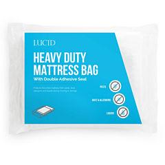 Lucid Heavy Duty 3 Mil Mattress Bag