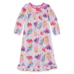 Hasbro Long Sleeve Looney Tunes Nightgown-Toddler Girls