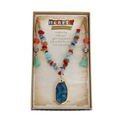 Sandra Magsamen Beaded Necklace
