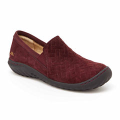 J Sport By Jambu Cherry Hill Womens Slip-On Shoes
